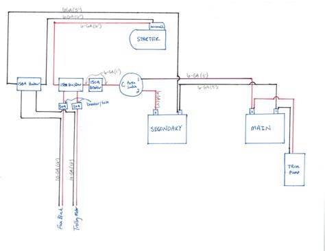 Help With Perko Switch Wiring Diagram The Hull