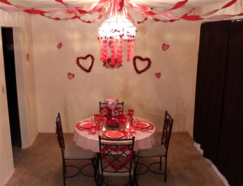 Decorating Ideas Valentines Day by Diy Valentines Day Decoration Ideas Pink Lover