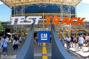 Yesterland: Original Test Track, Presented by GM