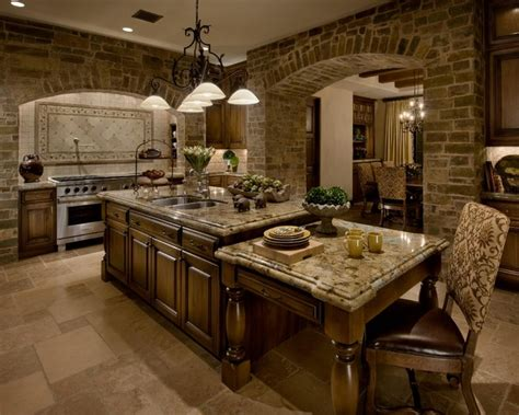 saguaro forest traditional kitchen by