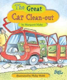 The Great Car Clean-out / Ready to Read / Instructional ...