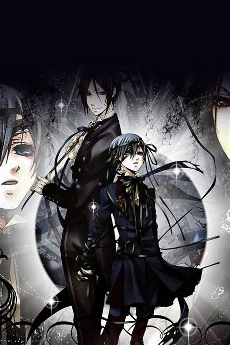 Anime Wallpaper Black Butler - 1000 ideas about black butler wallpaper on