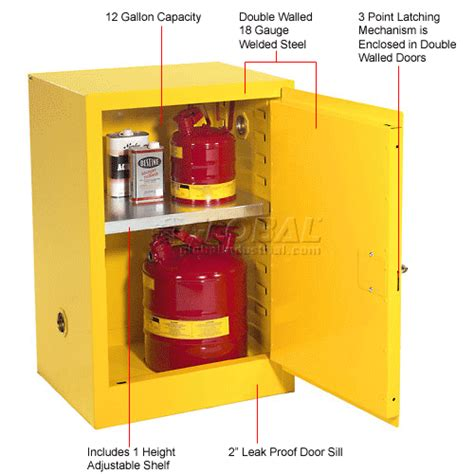 Flammable Liquid Storage Cabinet Home Depot by Purchase Flammable Cabinet Flammable Storage Cabinet