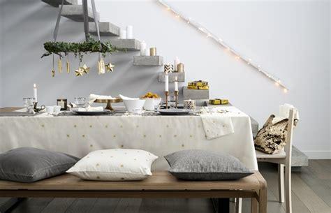 Weihnachtsdeko Für Den Tisch by Weihnachtliche Tischdeko Im Skandinavischen Stil