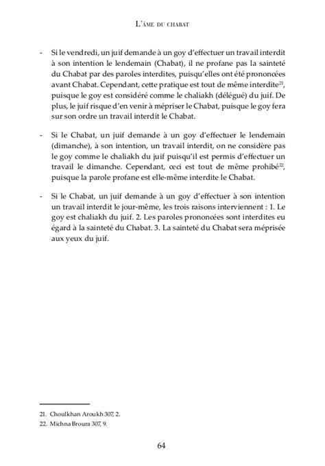 L'Âme Du Chabat : les lois de Amira léGoy