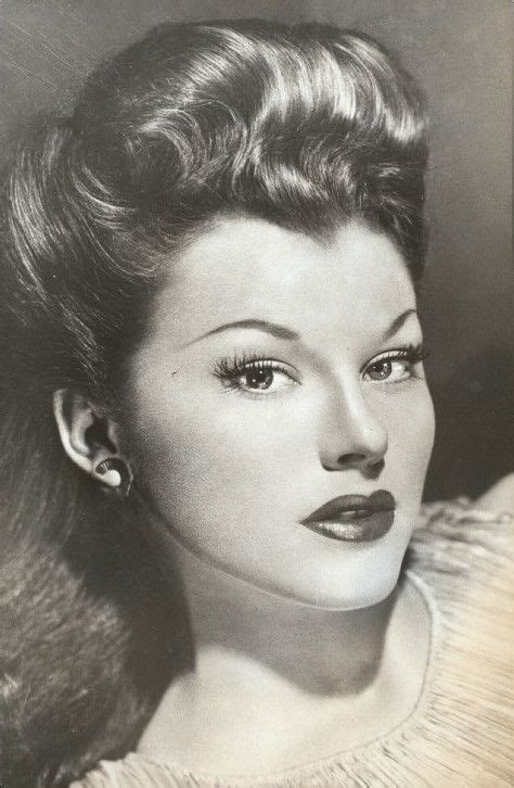 Vintage 1940s Hairstyles by Vintage Style Inspiration Peggy Corday 1940 S Hair Make