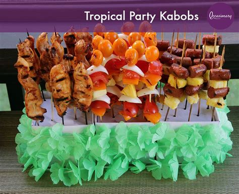 Best + Luau Party Foods Ideas On Pinterest