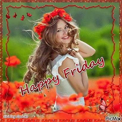 Friday Happy Picmix