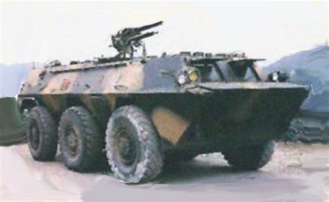 Wz551 Wheeled Armored Personnel Carrier