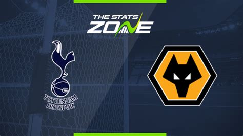2019-20 Premier League – Tottenham vs Wolves Preview ...