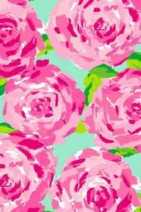 Pink Lilly Pulitzer Backgrounds iPhone