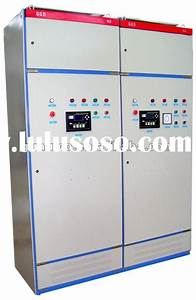 Generator Synchronizing Panel Diagram  Generator