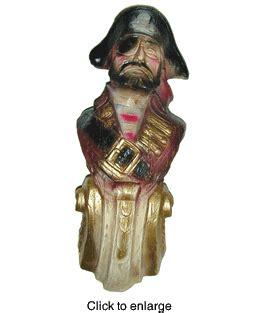 pirate figurehead