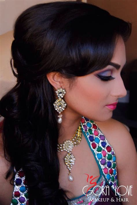 indian wedding hairstyles fashion trends    bridals