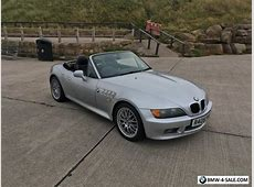 1998 SportsConvertible Z3 for Sale in United Kingdom