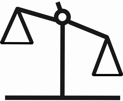 Scale Clipart Balance Clip Vector Scales Justice