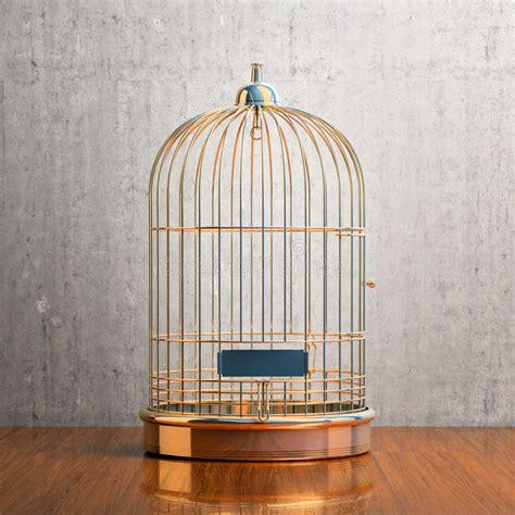 la gabbia dorata gabbia dorata illustrazioni vettoriali e clipart stock