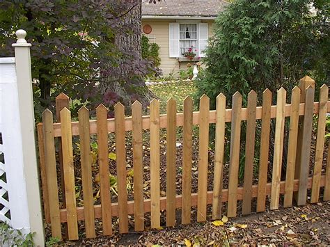 build  dog ear fence design ideas
