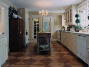 Kitchen Tile Design Ideas with Wood Floors