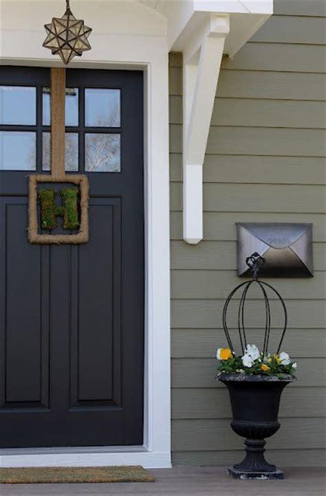 curb appeal front door inspiration paint colors