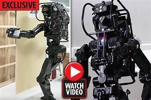 Robot News  Japan Unleashes  U2018blade Runner U2019 Humanoid Hrp