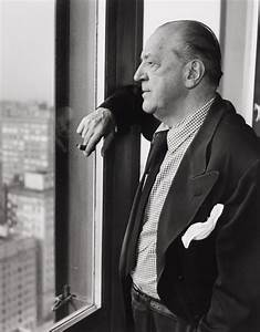 Mies van der Rohe, 1948 by Ferenc Berko. | Art Works ...