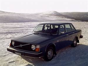 Volvo 244 Dl  Worldwide   U0026 39 1975 U201378