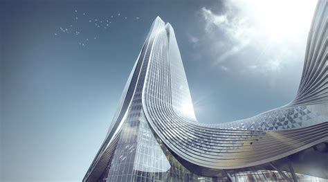 hengqin international financial center architect