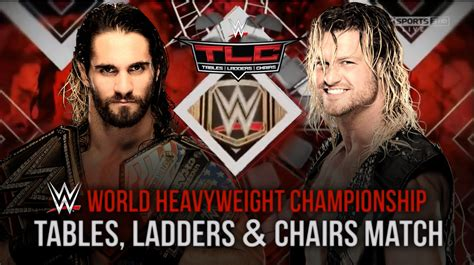 Tlc Official Match Card 2015 By Medosayed On Deviantart