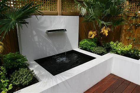 modern garden waterfall decorating ideas modern style garden koi fish pond with chsbahrain com