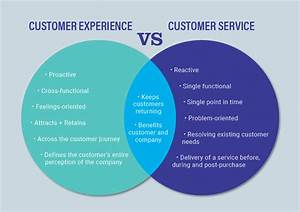 customer support vs customer experience how ai drives With customer service work experience