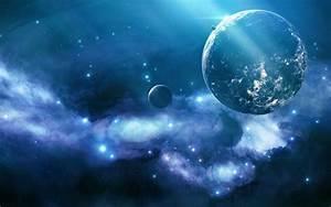 Blue Nebula Wallpaper 2560x1600 #3791 Wallpaper ...