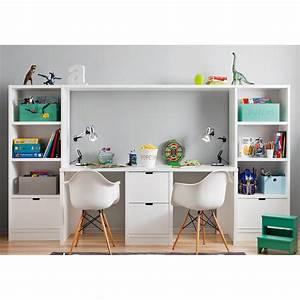 Table Enfant Avec Rangement : rangement pour chambre enfant ~ Melissatoandfro.com Idées de Décoration