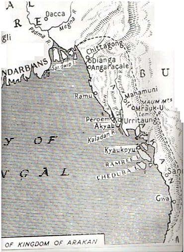 History of Rakhine - Wikipedia