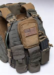 Tactical Plate Carrier Pouches