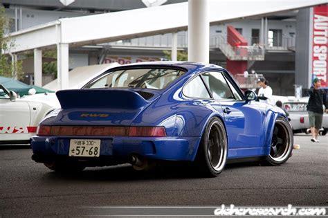 Porsche 911 Rwb Kit by Rwb 964 Wide