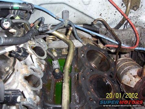 95 Pathfinder Knock Sensor Location by I Am Replacing The Nissan Pathfinder 1999 3 3 Knock