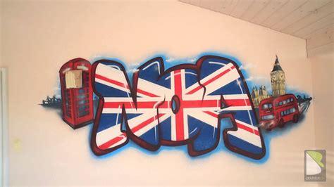 chambre londre chambre graffiti suisse