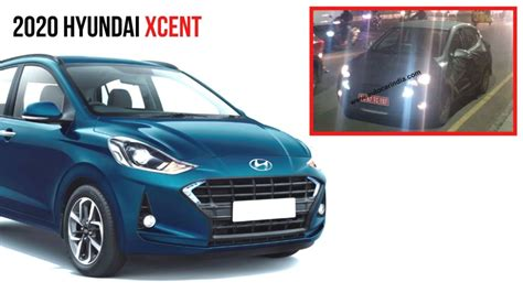 hyundai xcent 2020 2020 hyundai xcent nios spied on test for the time
