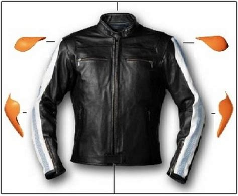 Bmw Genuine Motorrad Motorcycle Jacket Club In Leather For