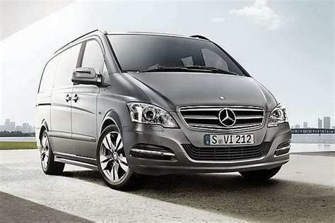 mercedes benz viano pearl limited edition