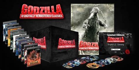 Godzilla (blu-ray Limited Edition Box Set) [netherlands