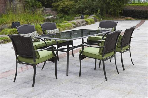 7 outdoor patio dining set hbwonong