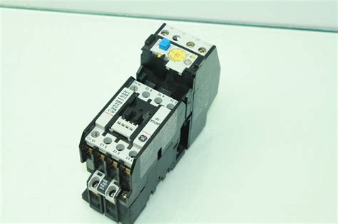 Electric Motor Relay by General Electric Cr7ca 10 Motor Starter Relay Contactor