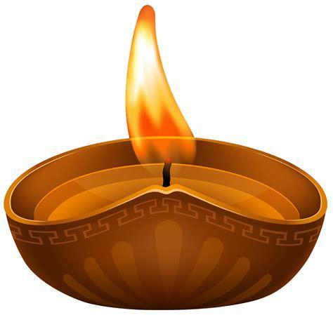 Diwali Candle Png Transparent Clip Art Image Gallery