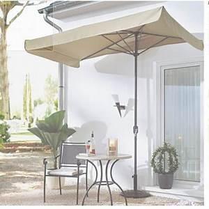 Eckiger sonnenschirm die tollsten produkte des webs for Französischer balkon mit halber sonnenschirm