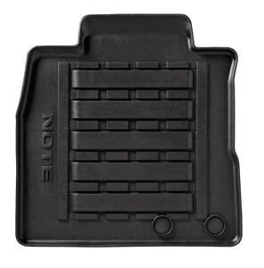 Nissan Note Car Mats - new nissan note genuine car floor mats rubber front rear
