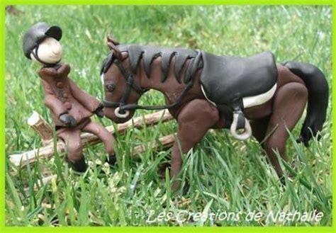 224 cheval mes petits personnages en pate fimo les cr 233 ations de nathalie
