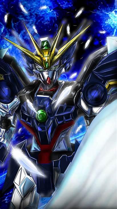 Gundam Wing Zero Exia Mobile Suit Wallpapers