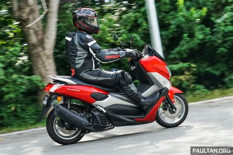 Review Yamaha Nmax by Review 2016 Yamaha Nmax Scooter Pcx150 Killer Paul